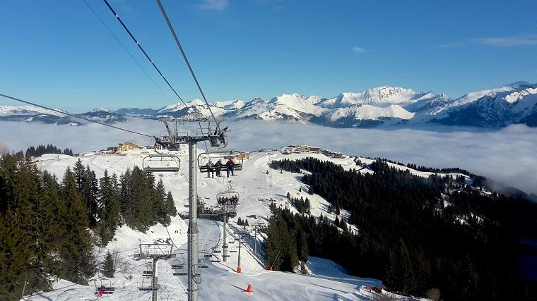 location ski samoens