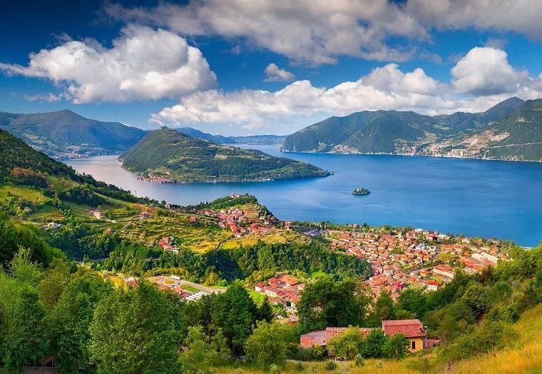 location vacances d iseo italie